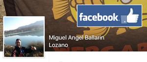 Miguel Ángel Ballarin Facebook