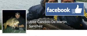José Cándido Facebook