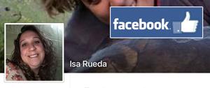 Isa Rueda Facebook