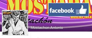 Mostachon Facebook