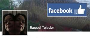 Raquel Tejedor Facebook