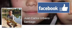 Juan Carlos Urbano Facebook
