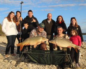 Encuentro Carpfishing Webcarp Caspe 2014