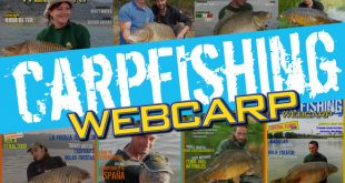 CWR: Carpfishing Webcarp, la revista
