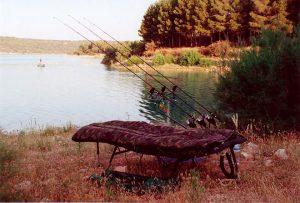 pesca obstáculos