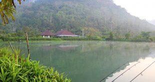 Gillhams, el paraíso de la pesca