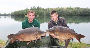 Iktus: cómo atacar la pesca de la carpa