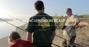 Promo VI Encuentro Carpfishing Webcarp