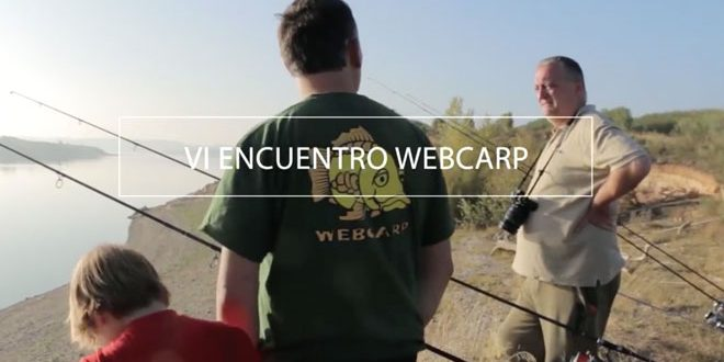 VI Encuentro Carpfishing Webcarp