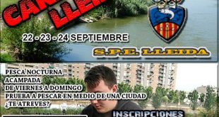 Urban Concept Carpfishing Lleida