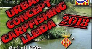 Urban Concept Carpfishing Lleida 2018
